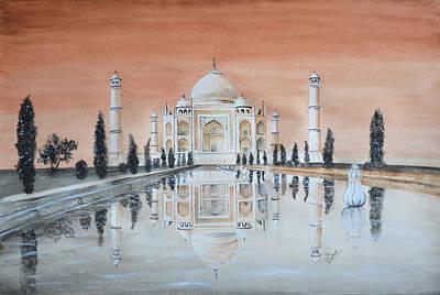 Taj Mahal Original by Swati Singh