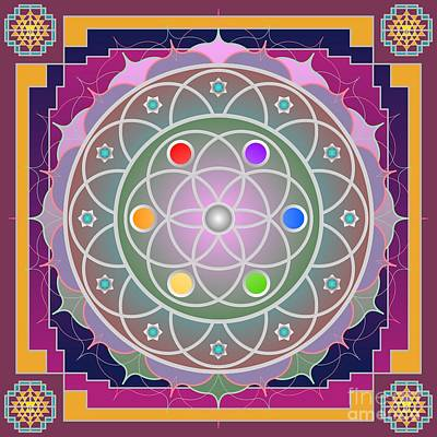 Digital Art - Tajha 2012 by Kathryn Strick