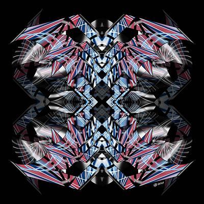 Digital Art - Take A Break 5 by Brian Johnson