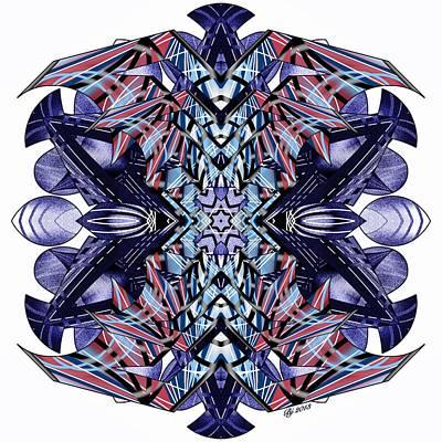 Digital Art - Take A Break 6 by Brian Johnson