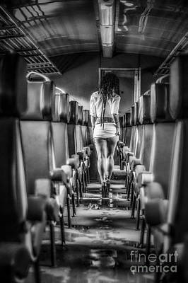 Photograph - Take A Little Trip by Traven Milovich