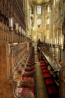 Photograph - Take A Pew by Fiona Messenger