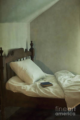 Unmade Bed Photograph - Take A Rest With A Book by Margie Hurwich
