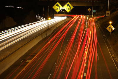 Photograph - Take A Ride On The 163 Freeway by Nathan Rupert