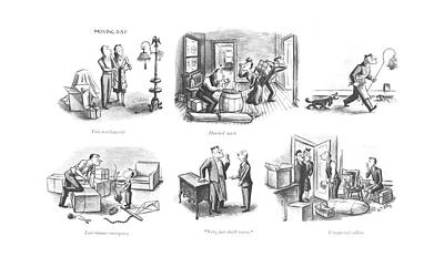 Snack Drawing - Take It Or Leave It?  Hurried Snack  Last-minute by William Steig