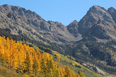 Gore Range Photograph - Take Me There by Fiona Kennard