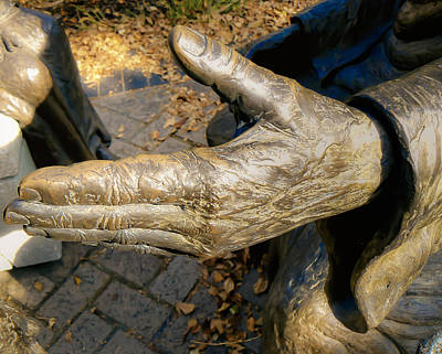 Mixed Media - Take My Hand by Connie Dye