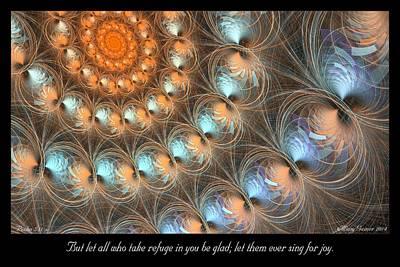 Digital Art - Take Refuge by Missy Gainer
