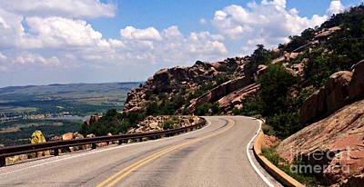 Sunday Drive Photograph - Take The Long Way Home Ah by Melissa Ryan