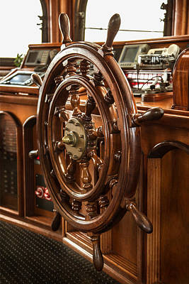 Photograph - Take The Wheel by Dale Kincaid