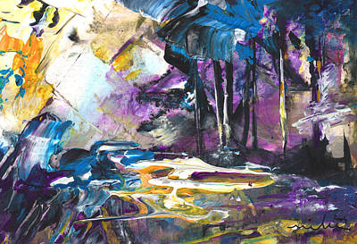 Painting - Taken by Miki De Goodaboom