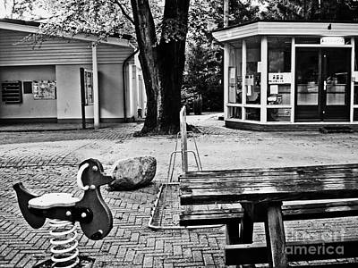Art Print featuring the photograph Taking A Break by Andy Prendy