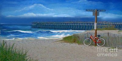 Painting - Taking A Break  by Shelia Kempf