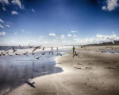 Photograph - Taking Flight by Alan Raasch