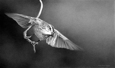 Taking Flight Original by Doug Comeau