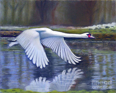 Painting - Taking Flight by Lamarr Kramer
