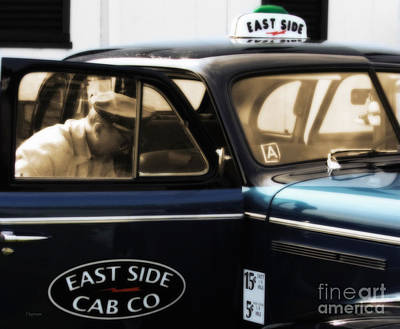 Buick Photograph - Taking The East Side -1939 by Steven Digman