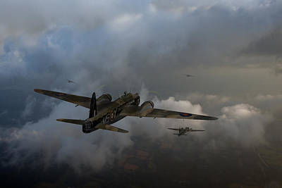 Photograph - Taking The Fight To The Enemy by Gary Eason