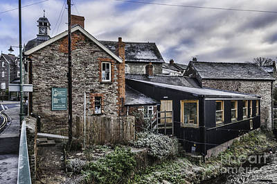 Photograph - Talgarth Mill by Steve Purnell