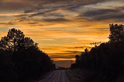 Photograph - Talimena Drive 10 by Ricardo J Ruiz de Porras
