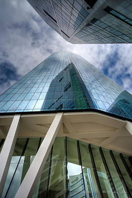Photograph - Tall Glass 1 by Brad Grove