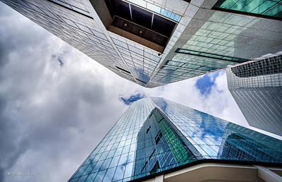 Photograph - Tall Glass 2 by Brad Grove