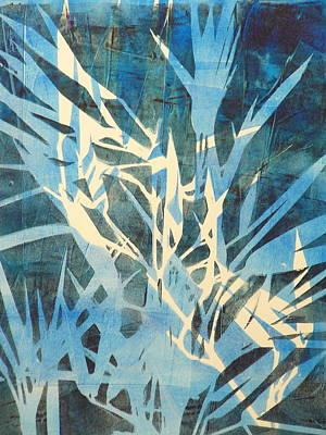 Tall Grass 2 Art Print by Valerie Lynch