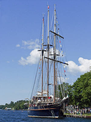 Photograph - Tall Ship 2 by Tom Doud