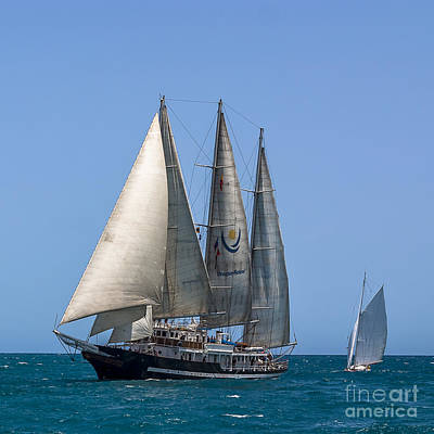 Photograph - Tall Ship Capitan Miranda by Pablo Avanzini