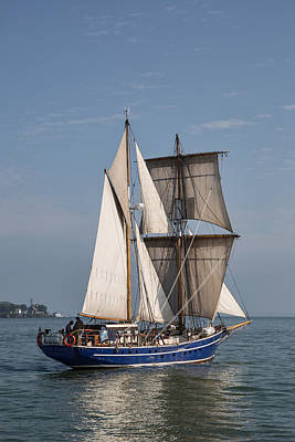 Photograph - Tall Ship Playfair by Dale Kincaid