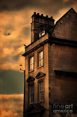 Photograph - Tall Thin Building by Jill Battaglia