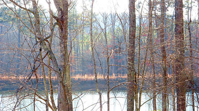 Tallapoosa Art Print by Keith May