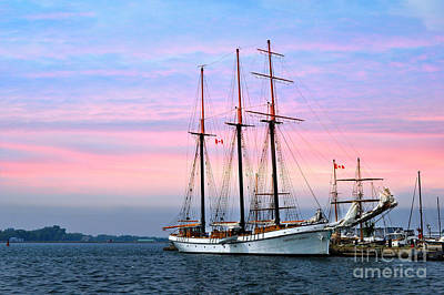Tallship Empire Sandy Art Print