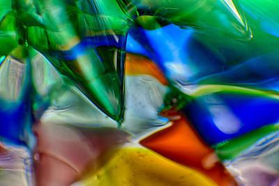 Talons Verde Art Print by Omaste Witkowski