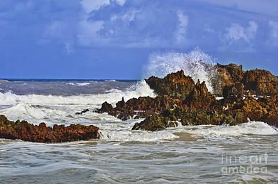 Photograph - Tambaba Beach - Paraiba - Brazil by Carlos Alkmin