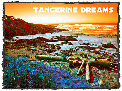 Photograph - Tangerine Dreams by Absinthe Art By Michelle LeAnn Scott