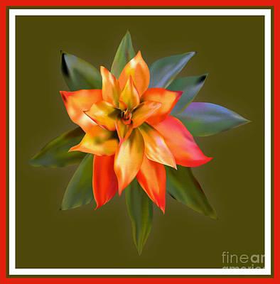 Tangerines Mixed Media - Tangerine by Toni Jonckheere