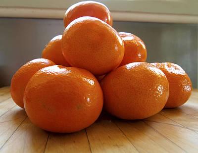 Tangerined Art Print