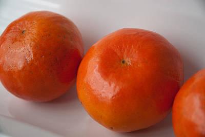 Tangerines3 Art Print by Lena Wilhite