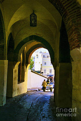 Photograph - Tangiers Gate by Rick Bragan