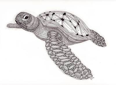 Sea Turtles Drawings Page 2 of 7 Fine Art America