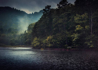 Photograph - Tanglewood Lake by William Schmid