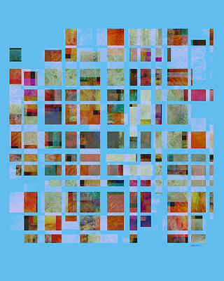 Digital Art - Tango Abstract Art  by Ann Powell