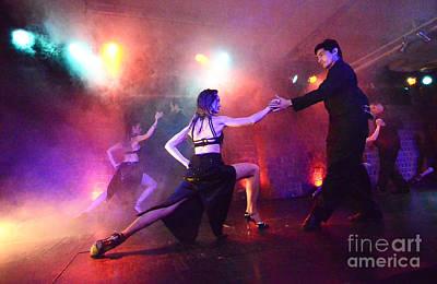 Latin Dance Photograph - Tango Buenos Aires Argentina 2 by Bob Christopher