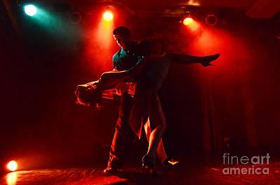 Latin Dance Photograph - Tango Buenos Aires Argentina 3 by Bob Christopher