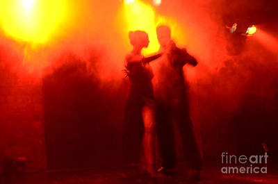 Latin Dance Photograph - Tango Buenos Aires Argentina 6 by Bob Christopher