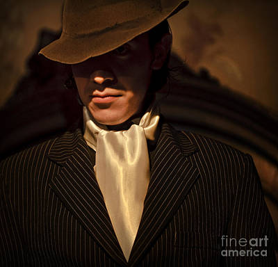 Art Print featuring the photograph Tango - El Hombre by Michel Verhoef