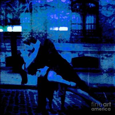 Tango In Blue Original