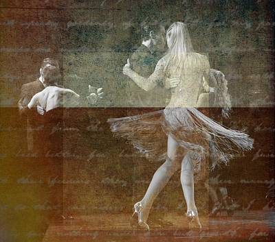 Photograph - Tango Moves by Alice Gipson