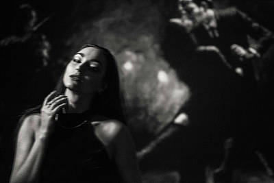 Blur Photograph - Tango by Sergei Smirnov